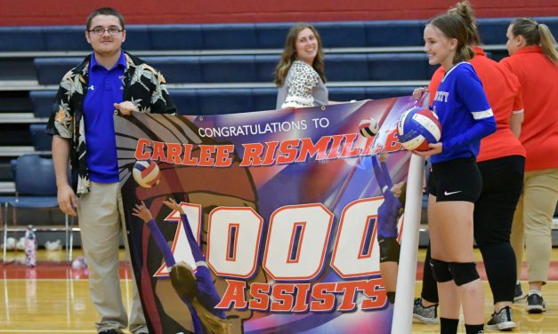 Union City volleyball falls to Union County