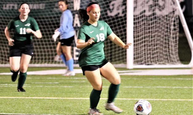 Lady Wave falls to Brookville soccer