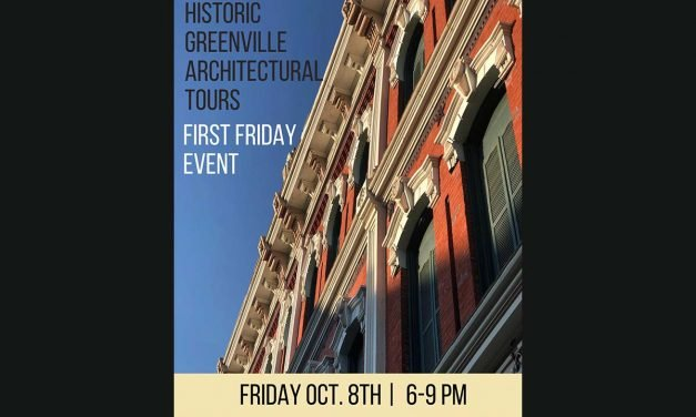 Main Street Greenville's First Friday Event Moved to Second Friday