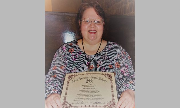 Local Woman Ordained