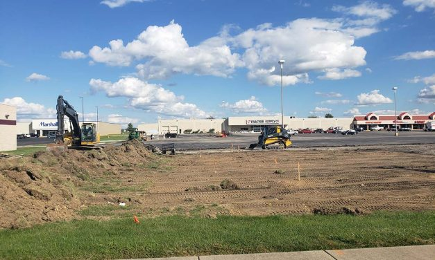 Chipotle breaks ground in Greenville
