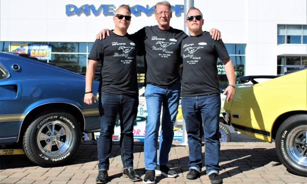First Annual Dave Knapp Mustang Roundup a hit