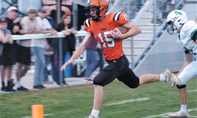 Tigers diffuse Rockets in 38-0 victory.
