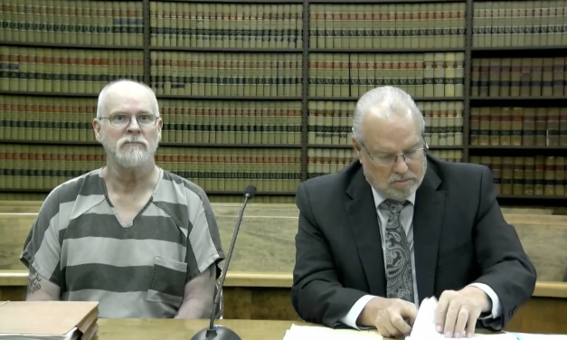 Hill Sentenced to Life for Son's Murder