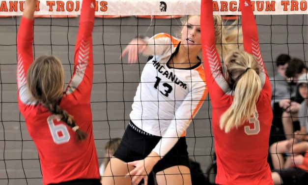 Arcanum Downs Dixie in Straight Sets