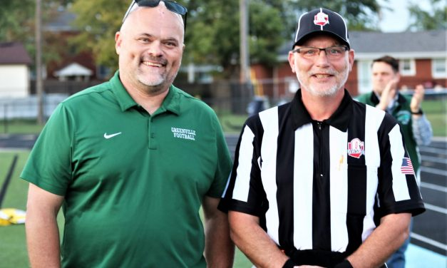 OHSAA official beats heart attack